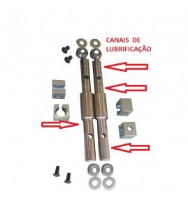 BALANCEIRO FUSCA 1.25 EIXO BILLET BALANCIN EM AÇO SPORTSYSTEM PAR