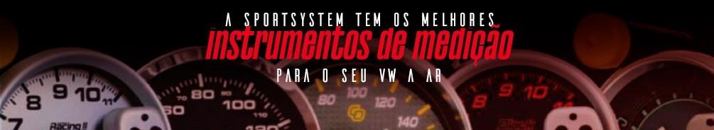 Sportsystem - Instrumento de Medição